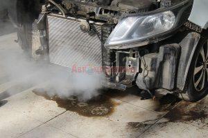 Особенности профессиональной чистки радиатора автомобиля