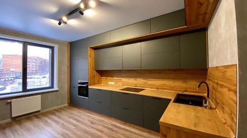 Изготовление кухонного гарнитура по индивидуальному проекту (2)