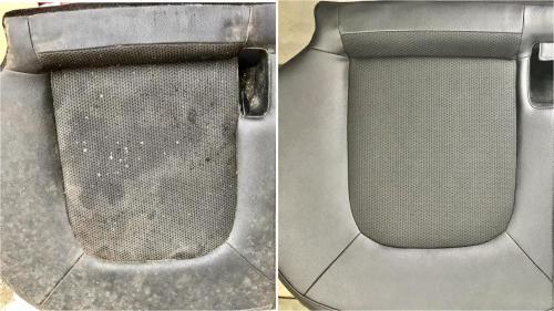 Химчистка сидений