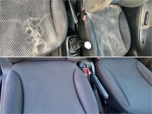 Хим чистка автомобиля паром