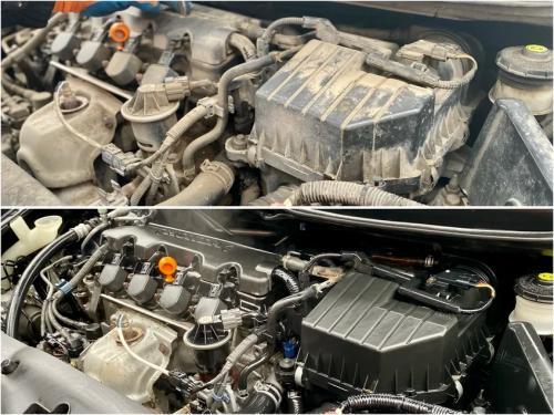 двигатель Honda Covic