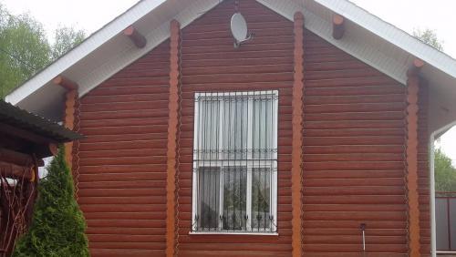 деревянный дом объект Восточный